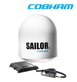 Inmarsat SAILOR 500 FleetBroadband System