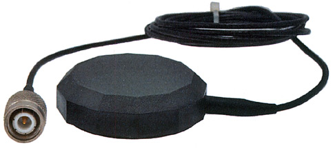 Iridium Portable Magnet Mount Antenna - 5 ft cable