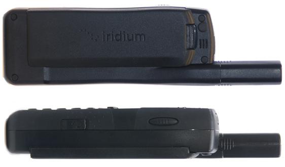 Iridium 9555 High Capacity Li-Ion Battery