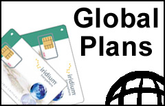 Iridium Global Prepaid Plans