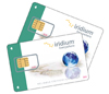 Iridium prepaid SIM-card