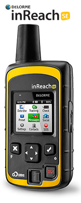 inReach SE 2-Way Satellite Communicator