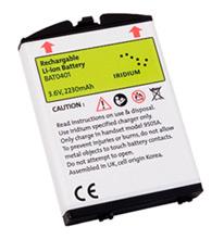 Iridium 9505a Li-Ion Battery