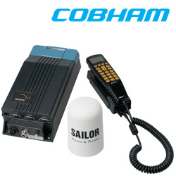 Sailor SC4000 Iridium Satellite Phone System for maritime use