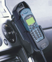 SAT-VDA Thuraya Hands-Free Car Kit