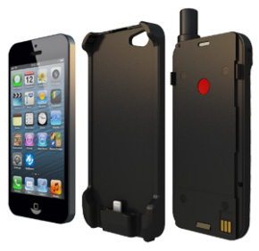 Thuraya SatSleeve Satellite Adapter for iPhone 5 / 5S
