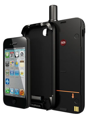 Thuraya SatSleeve Satellite Adapter for iPhone 4 / 4S