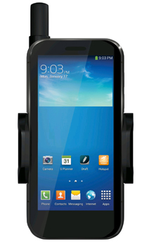 Thuraya SatSleeve+ Satellite Adapter for iPhone & Android smartphones