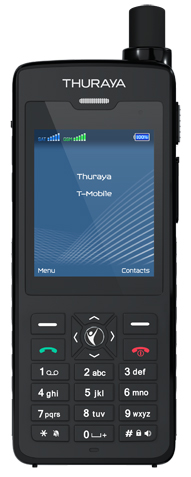 Thuraya XT-PRO DUAL Satellite Phone